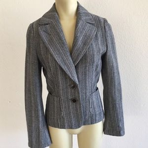 Banana Republic Wool Jacket size 4!